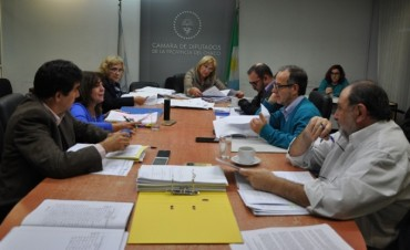 COMISIÓN DE LEGISLACIÓN GENERAL DESPACHÓ INICIATIVAS