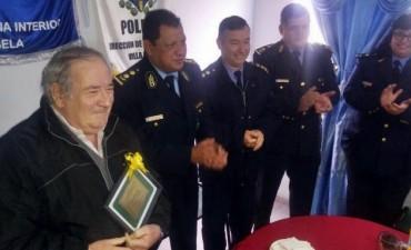 DESDE LA DIRECCIÓN DE ZONA INTERIOR VILLA ÁNGELA SE AGASAJO A LOS PERIODISTAS EN SU DÍA
