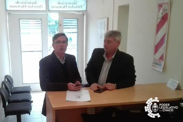 Corradi y Gutiérrez solicitaron a la Justicia Federal una copia del acta de allanamiento en Casa de Gobierno