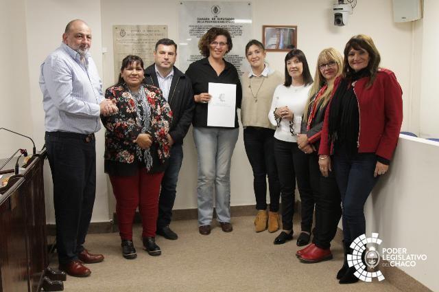 La Comisión de Salud expresó su compromiso con el Programa Estético para Pacientes Oncológicos