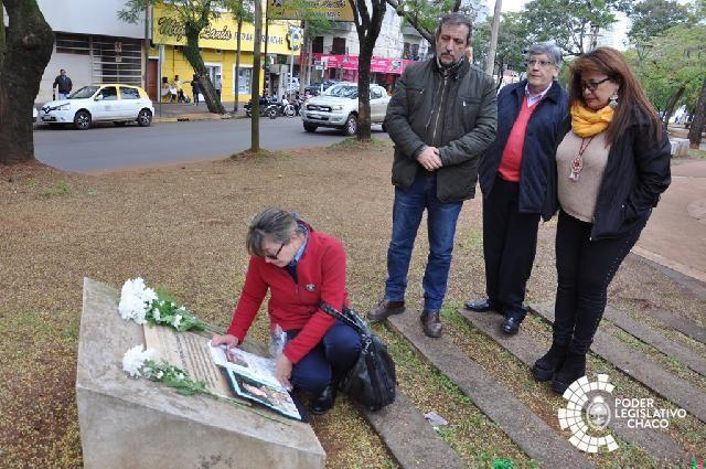 El Poder Legislativo acompañó en Misiones el pedido de justicia a 15 años de la muerte del soldado Mauro Ramírez