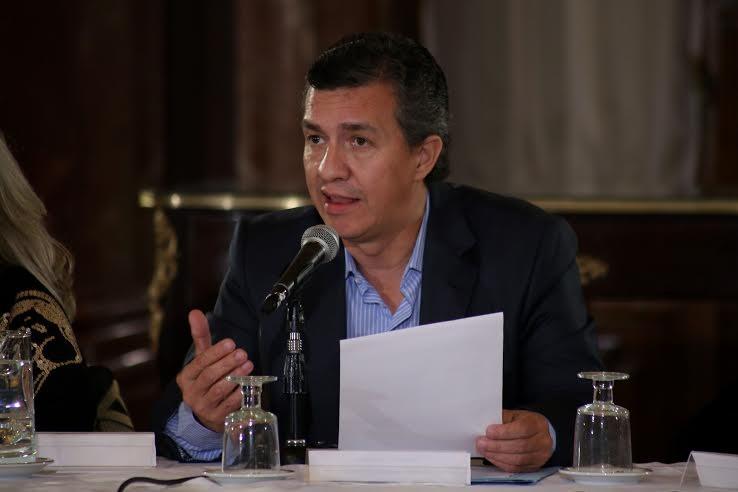 EL SENADOR AGUILAR PRESENTA UN PAQUETE DE LEYES PARA LUCHAR CONTRA LA CORRUPCIÓN