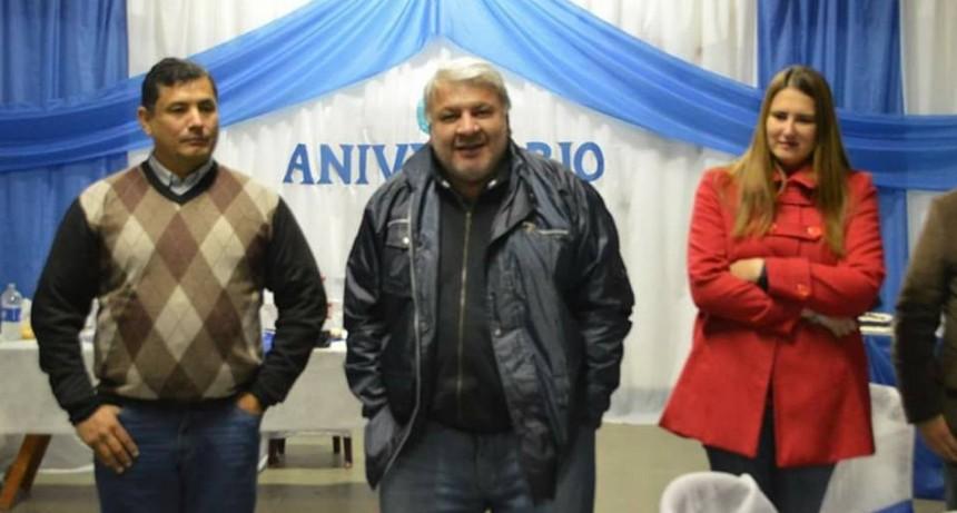 MIGUEL SOTELO ACOMPAÑO A LOS EFECTIVOS POLICIALES DE SAN BERNARDO