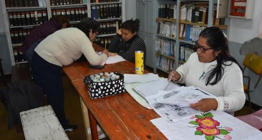 LA SECRETARÍA DE CULTURA MUNICIPAL BRINDA CURSOS INTENSIVOS Y TALLERES GRATUITOS