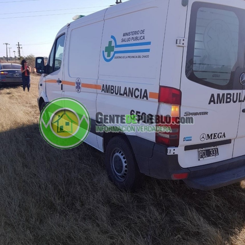 LA DIVISIÓN DROGAS DETUVO EL PASO DE LA AMBULANCIA DE CORONEL DU GRATY