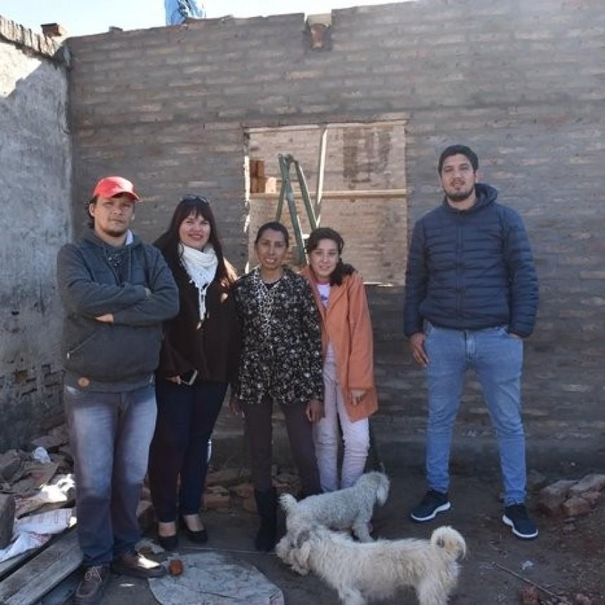 EL MUNICIPIO AVANZA RÁPIDAMENTE EN LA CONSTRUCCIÓN DE UNA SOLUCIÓN HABITACIONAL PARA PACIENTE ONCOLÓGICO