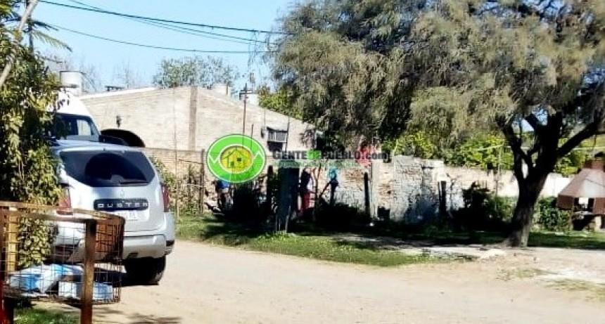 ACCIDENTE LABORAL DEJA A UN OPERARIO DEBAJO DE UNA PILA DE ESCOMBROS