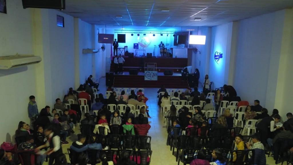 GRAN CIERRE DE INVASIÓN DEL AMOR DE DIOS