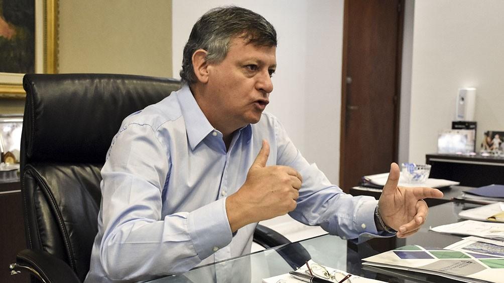 CORRUPCIÓN: PEPPO PIDIÓ ARCHIVAR EL PEDIDO DE JUICIO POLÍTICO EN SU CONTRA