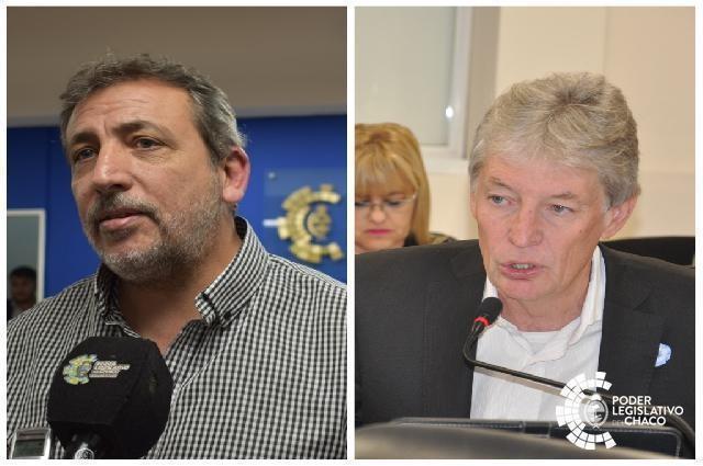 SAGER Y TRABALÓN SALUDARON A LOS PERIODISTAS EN UNA NUEVA FECHA DE SU CONMEMORACIÓN