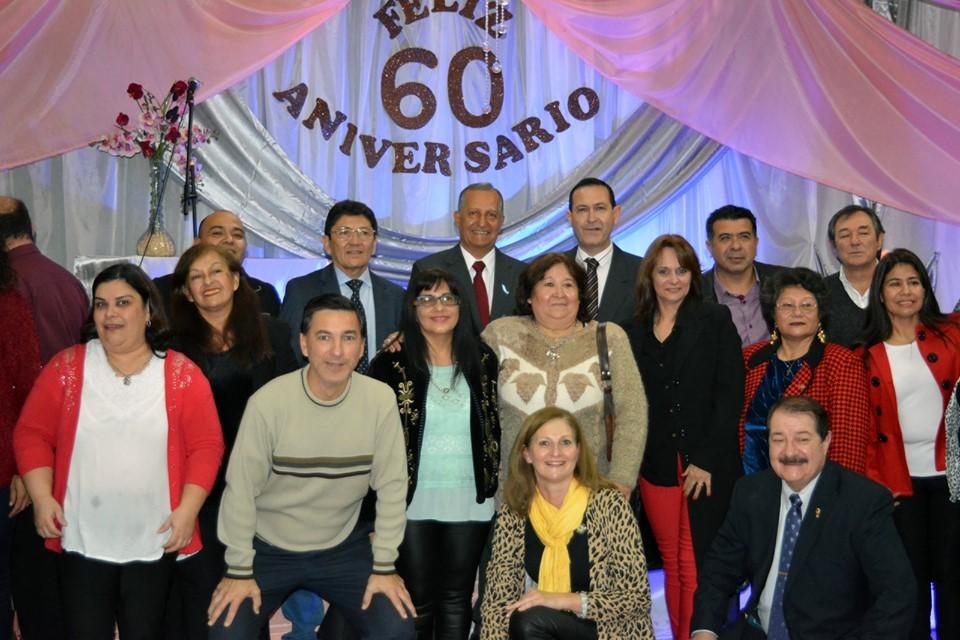 EL INTENDENTE PAPP PARTICIPÓ DEL 60 ANIVERSARIO DE LA EES N° 69