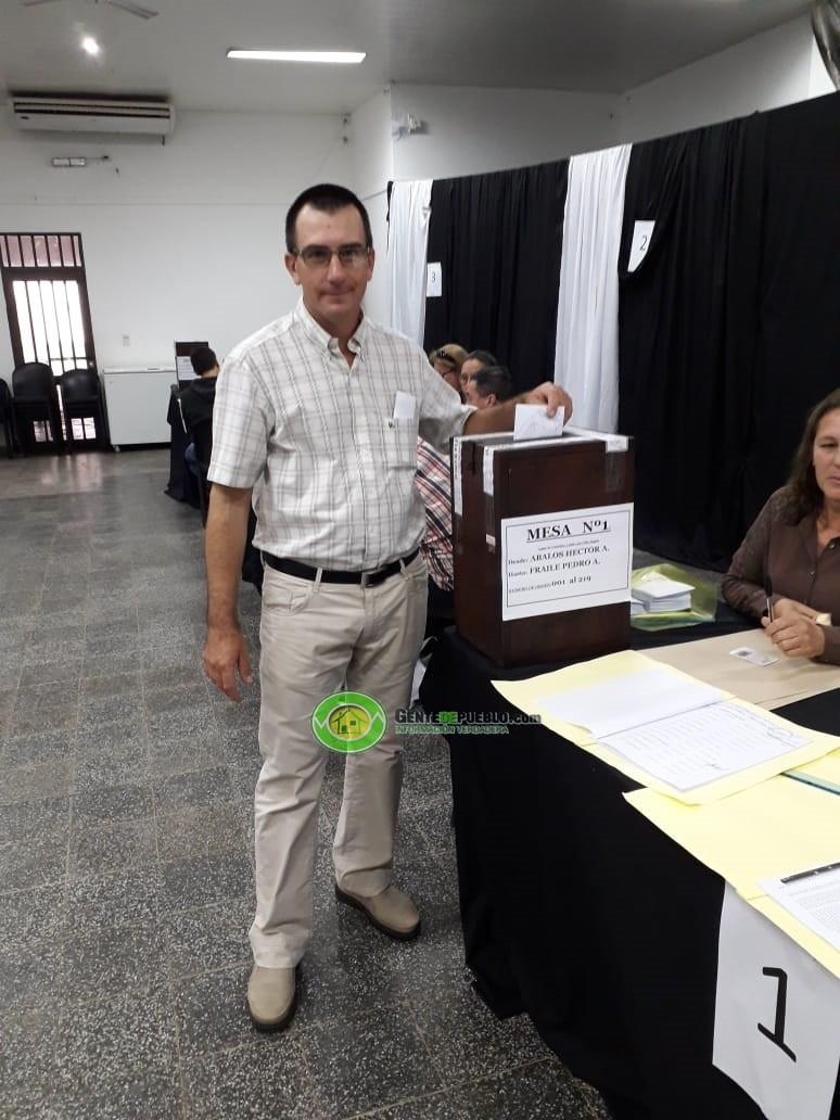 SERGIO ANDRIK ES EL NUEVO SECRETARIO GENERAL ELECTO DEL CENTRO DE EMPLEADOS DE COMERCIO