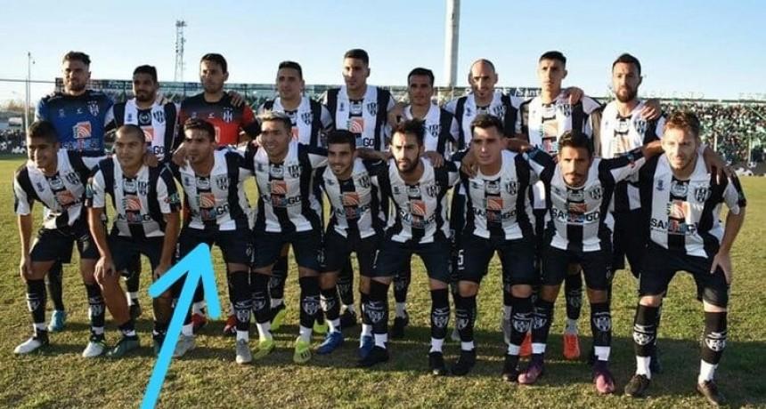 EL VILLANGELENSE JONATHAN BAY ASCENDIÓ A LA PRIMERA DIVISIÓN DEL FUTBOL ARGENTINO