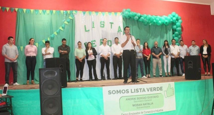 """""""NOSOTROS NO ESTAMOS PARA CRITICAR A NADIE SINO CONTARLE AL SOCIO NUESTRAS PROPUESTAS"""""""