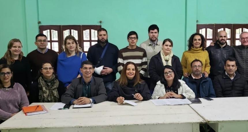 SE PRESENTÓ LA ASOCIACIÓN DE ABOGADOS DE LA TERCERA CIRCUNSCRIPCIÓN  DEL CHACO