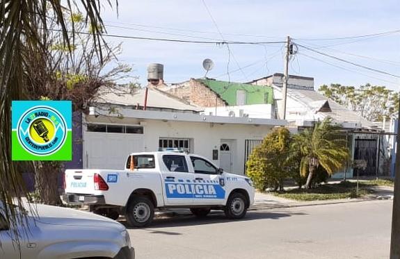 LA CONSIGNA POLICIAL FRENTE AL DOMICILIO DEL REMISERO ES PERMANENTE