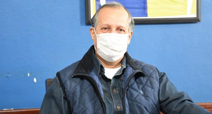 EL INTENDENTE ADALBERTO PAPP ASEGURÓ QUE VILLA ÁNGELA CUENTA CON MAYOR CONTROL POLICIAL ANTE LA EMERGENCIA SANITARIA