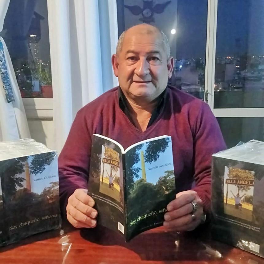 RAMÓN GONZALES UN VILLANGELENSE QUE PLASMO EL AMOR A SU CIUDAD EN UN LIBRO