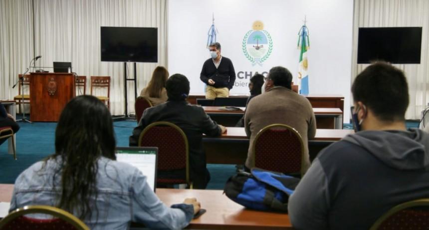 EMERGENCIA SANITARIA: CAPITANICH ENCABEZÓ ENCUENTRO CON LOS EQUIPOS RESPONSABLES COVID