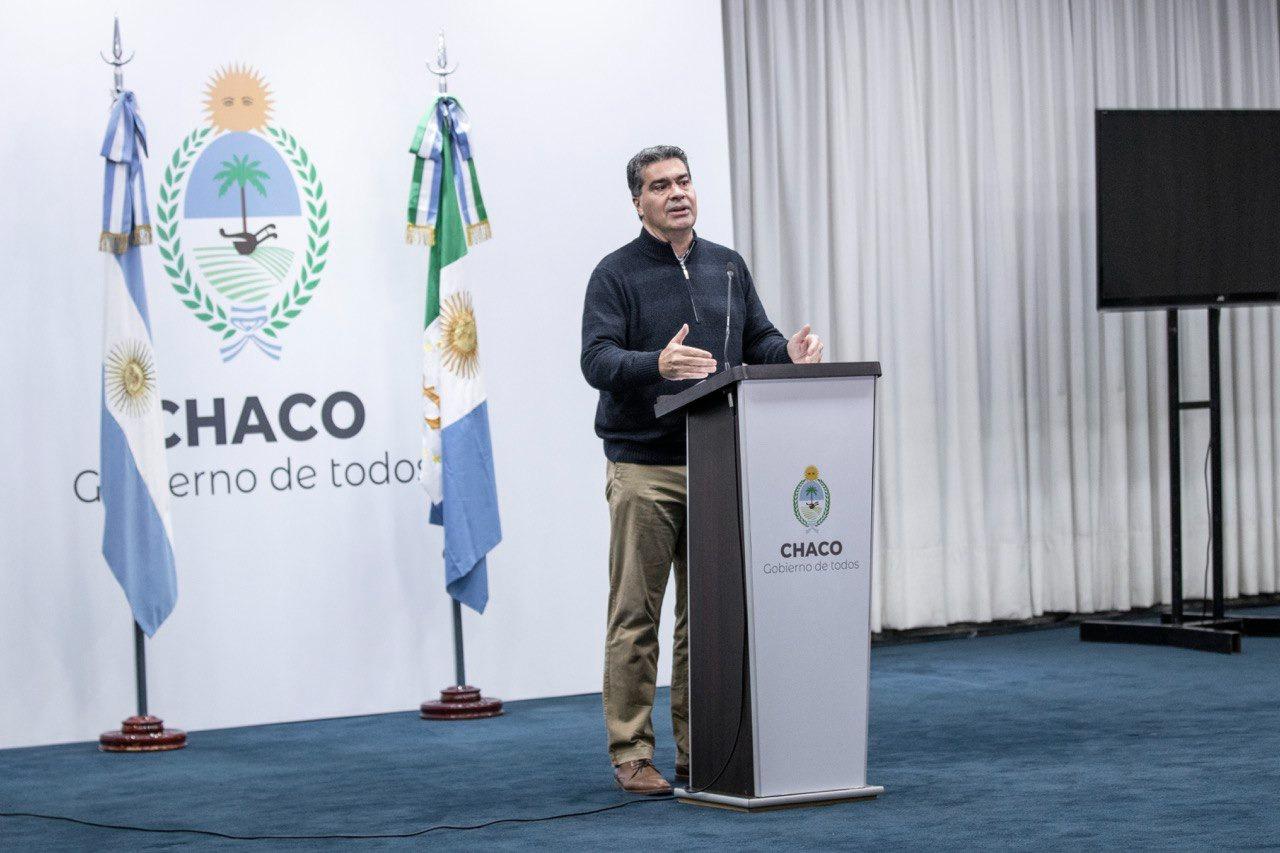 CAPITANICH ANUNCIÓ LA FASE MAS DURA Y RESTRICTIVA DE LA PANDEMIA