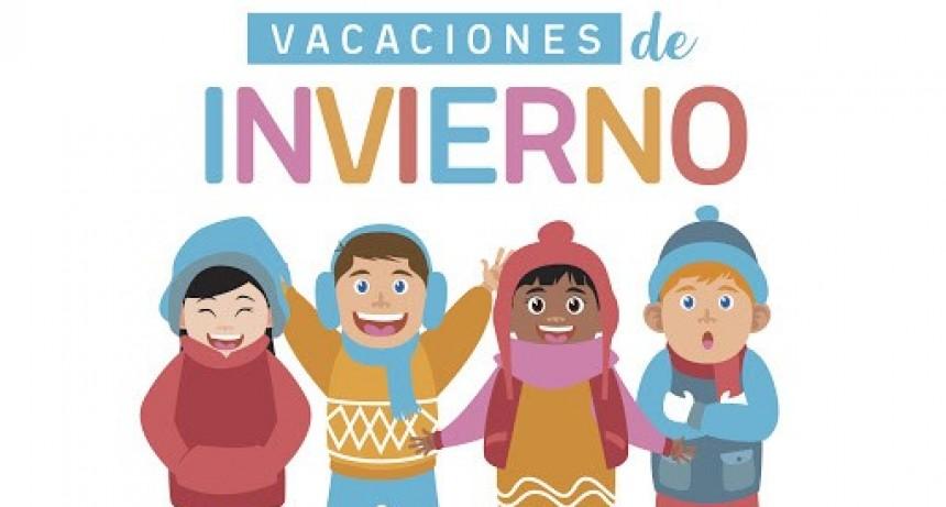 EL RECESO INVERNAL SERÁ DEL 1 AL 24 DE JULIO