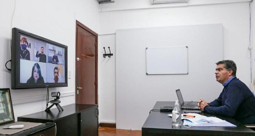 EL GOBIERNO CREÓ EL REGISTRO DIGITAL DE INSTITUCIONES DEPORTIVAS Y LLEGARÁ CON ASISTENCIA A 125 CLUBES DE TODA LA PROVINCIA