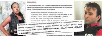 Caso Maira Benítez: nuevo informe de laboratorio saca a la luz los errores en la identificación de los huesos