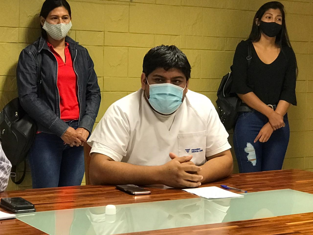 SAN BERNARDO: VACUNACIÓN Y SITUACIÓN EPIDEMIOLÓGICA