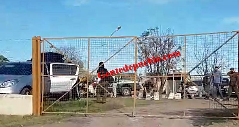 GENDARMERÍA SECUESTRO EN UN DOMICILIO DE LA CIUDAD CASI 1.000 KG DE MARIHUANA