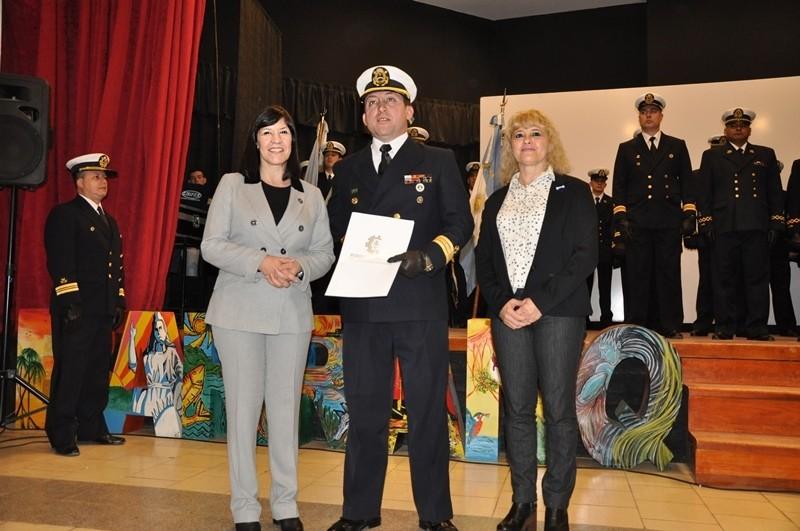 CUESTA Y FONSECA PARTICIPARON DEL ANIVERSARIO DE LA PREFECTURA NAVAL ARGENTINA