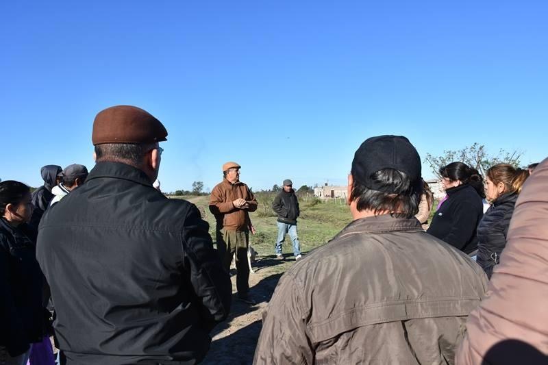 EL MUNICIPIO DE VILLA ÁNGELA COMENZARÁ CON TRABAJOS DE REPARACIÓN DE CALLES EN LA QUINTA 5