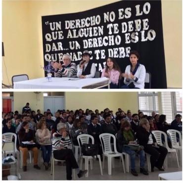 LA LEGISLATURA CAPACITÓ A DOCENTES DE PAMPA DEL INFIERNO PARA TRATAR CASOS DE VIOLENCIA Y CUESTIONES DE GÉNERO