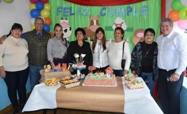 EL PEQUEÑO HOGAR  N° 4 CUMPLIÓ SUS 35° AÑOS DE VIDA DENTRO DE LA CIUDAD