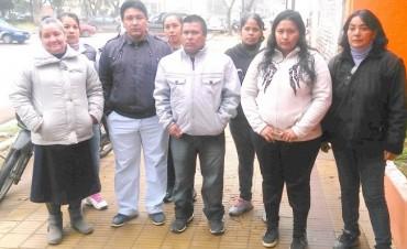 FAMILIARES ACUSAN A POLICÍA BORRACHO DE INICIAR LOS DESMANES EN LA COMISARIA SEGUNDA