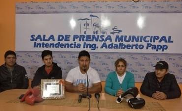 LA MUNICIPALIDAD ORGANIZA VELADA BOXÍSTICA ESTE VIERNES EN JUVA EN HOMENAJE A OSVALDO GAY