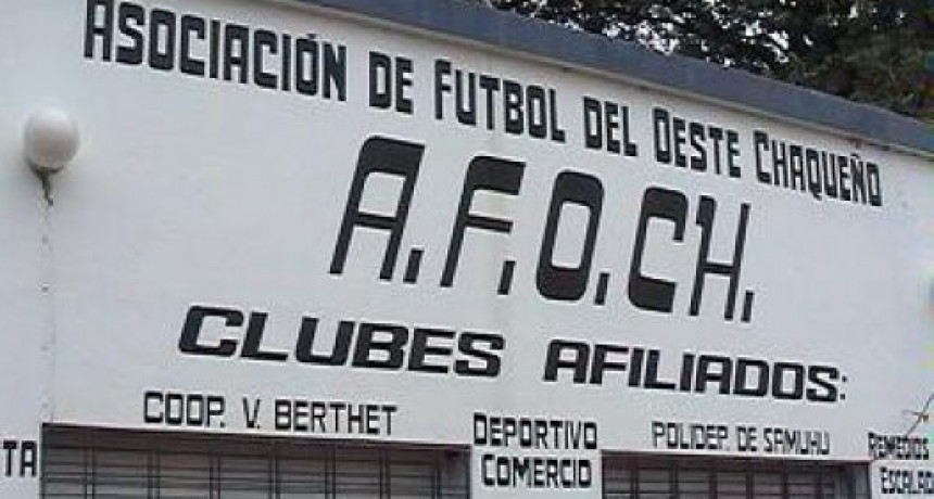 EL CONCEJO DIRECTIVO DE LA AFOCH FIJÓ SU POSTURA ANTE LOS HECHOS OCURRIDOS EN EL PARTIDO PROGRESISTA –SPORTIVO ESPAÑOL