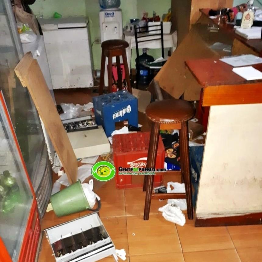 ROTISERÍA FELIPE VÍCTIMA DE UN ROBO, PERO LA POLICÍA YA RECUPERO LO SUSTRAÍDO