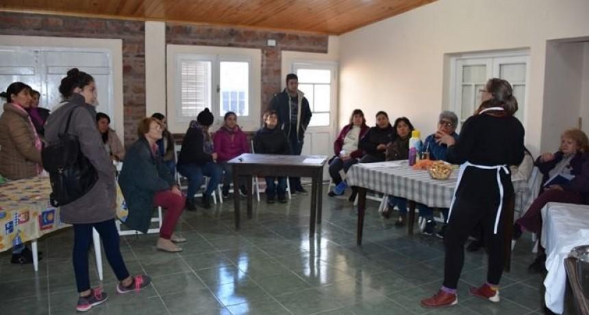 DESARROLLO SOCIAL REALIZÓ EL CIERRE DEL TALLER DE COCINA PARA CELÍACOS