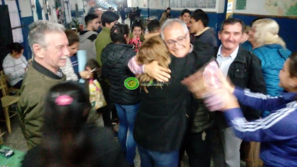 LOS PRIMEROS RESULTADOS DAN A JORGE LÓPEZ COMO GANADOR DE LA INTERNA