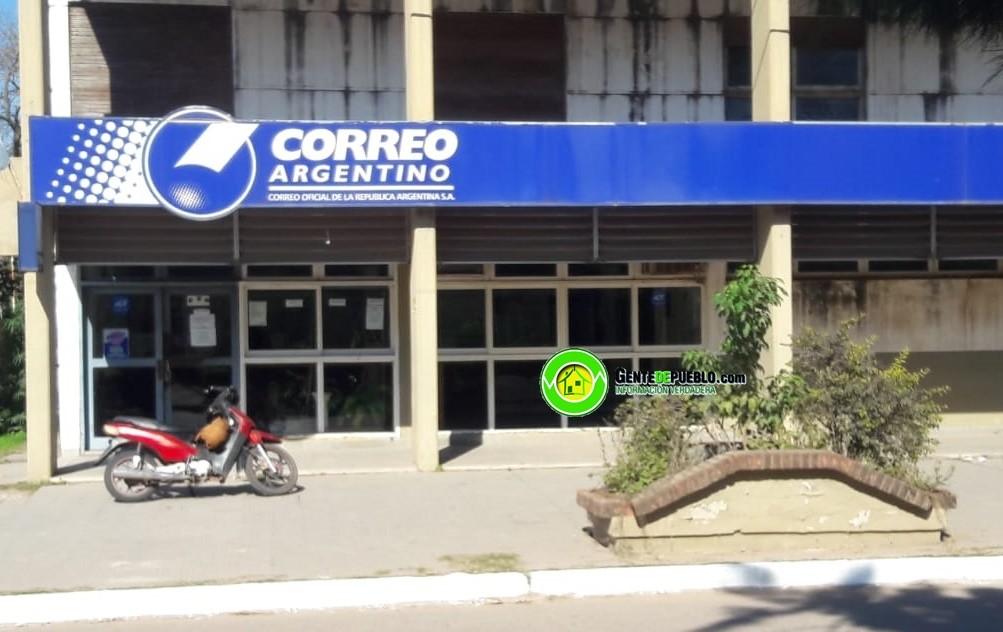 SE MODIFICÓ EL HORARIO DE ATENCIÓN DE LA SUCURSAL DEL CORREO ARGENTINO EN VILLA ÁNGELA