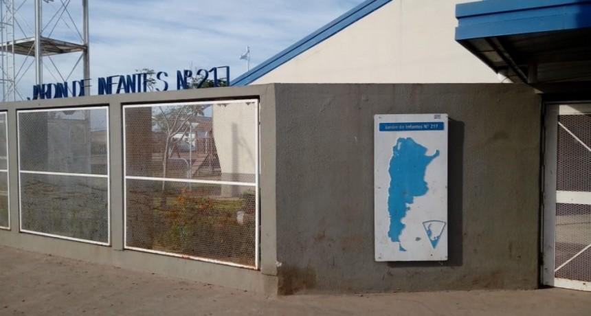 DOCENTES DEL JARDÍN DEL SECTOR K PIDEN AYUDA ANTE REITERADOS HECHOS VANDALICOS