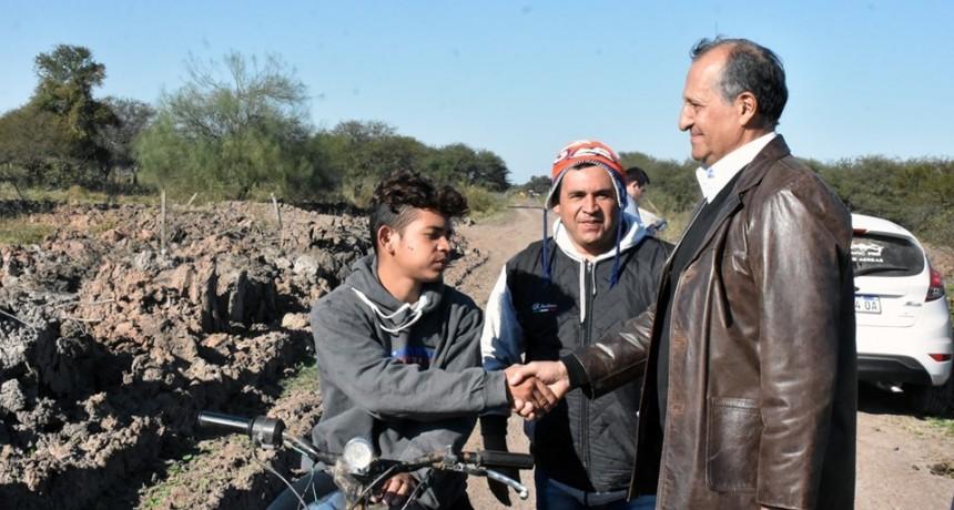 CON FONDOS PROPIOS EL MUNICIPIO SIGUE CONSTRUYENDO SOLUCIONES HABITACIONALES