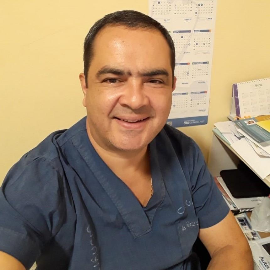 HABLAMOS DE GRIPE A CON EL DR. ALEJANDRO RUIZ DIAS