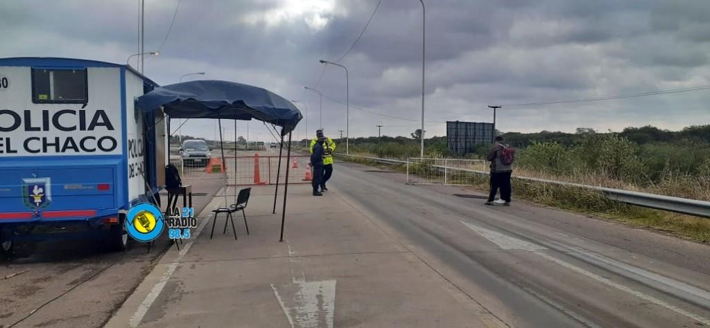 DENUNCIAN QUE EN EL ACCESO NORTE, PARA ABRIR LAS BARRERAS, PIDEN DINERO