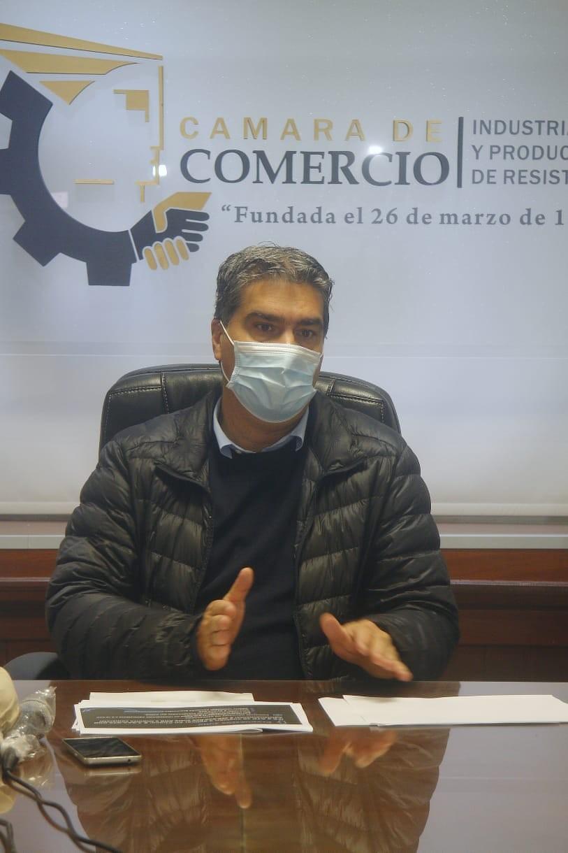 APOYO ECONÓMICO EN LA EMERGENCIA: CAPITANICH LANZÓ PLAN DE FINANCIAMIENTO E INCENTIVOS PARA EL SECTOR COMERCIAL