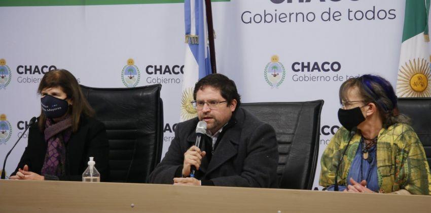 SALUD COMPARTIÓ EL PARTE EPIDEMIOLÓGICO DE LA FECHA
