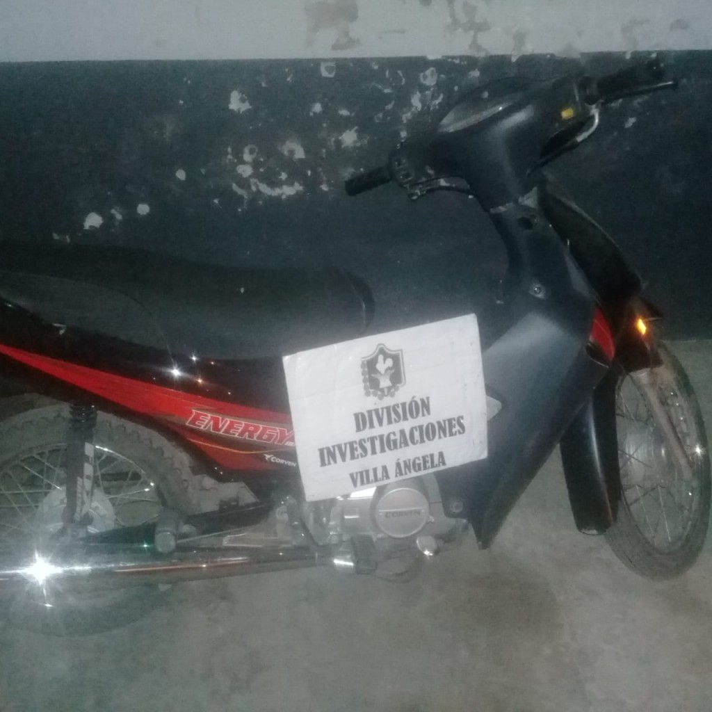 ENTREGO SU MOTOCICLETA EN CARÁCTER DE DONACION A UNA IGLESIA, PERO SE LA COMERCIALIZARON