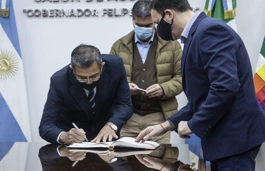 ASUMIERON LAS NUEVAS AUTORIDADES DE LA POLICÍA DEL CHACO