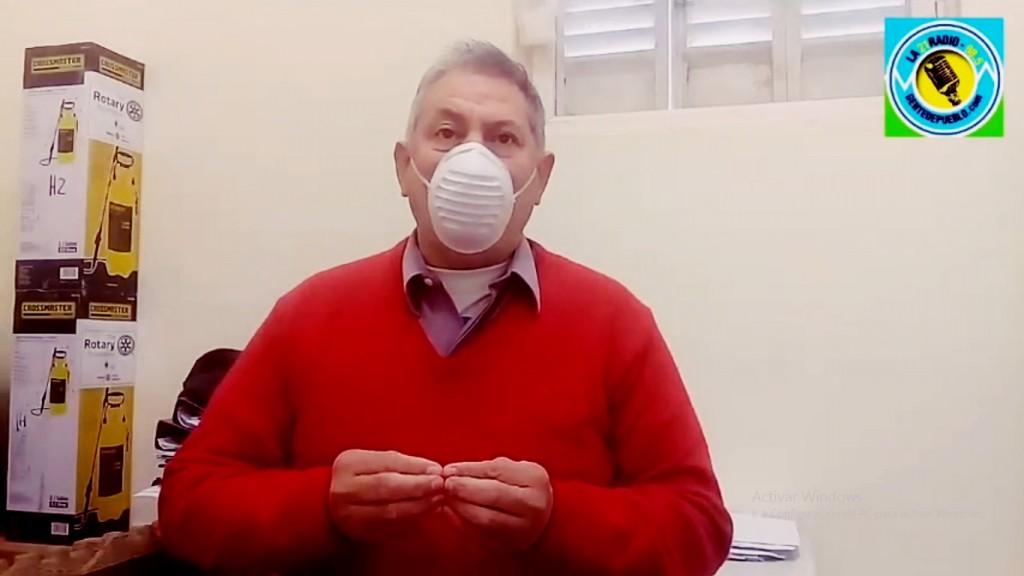 EL DOCTOR RAÚL FERNÁNDEZ PIDIÓ LA RENUNCIA DE LA DOCTORA MIRIAM TOURN