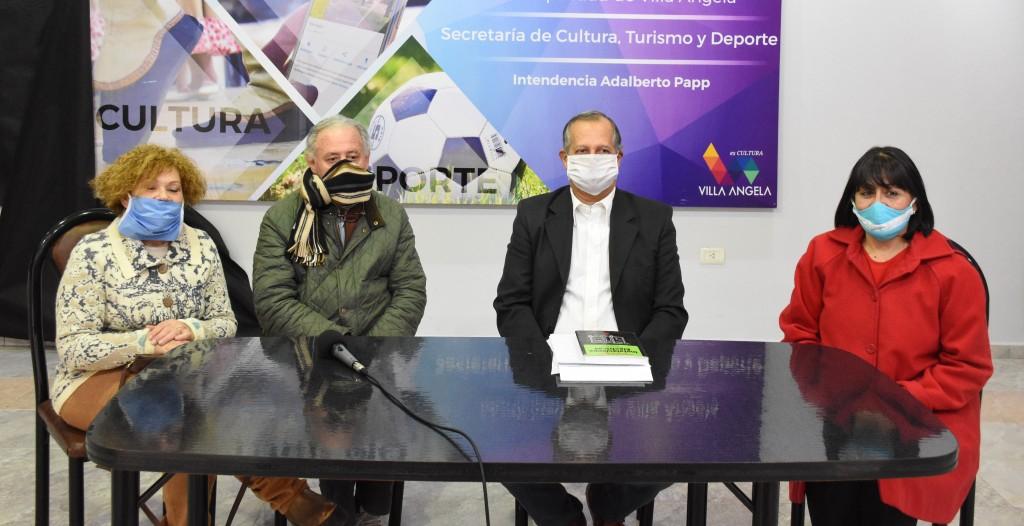 ADALBERTO PAPP REALIZÓ UN HOMENAJE EN CONMEMORACIÓN AL ATENTADO DE LA AMIA